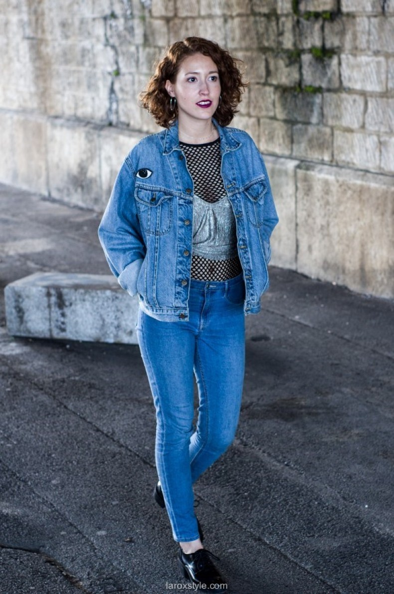 LaRoxStyle Blog Mode Lyon - Street Look 90s (6 sur 21)