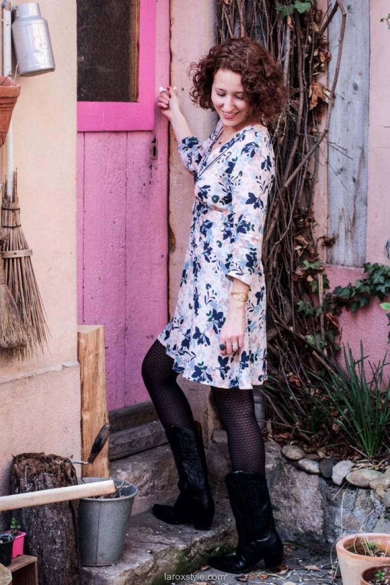 laroxstyle blog mode lyon - robe petite française en santiags (12 sur 21)
