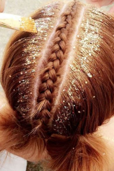 Blog mode lyon laroxstyle top tendance coachella - glitter roots