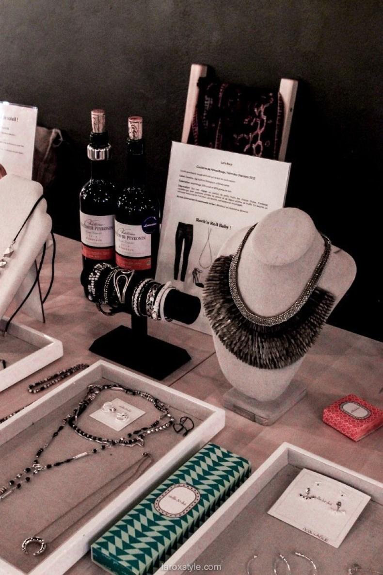 laroxstyle blog mode lyon - Apero vin et bijoux au luminarium (14 sur 38)