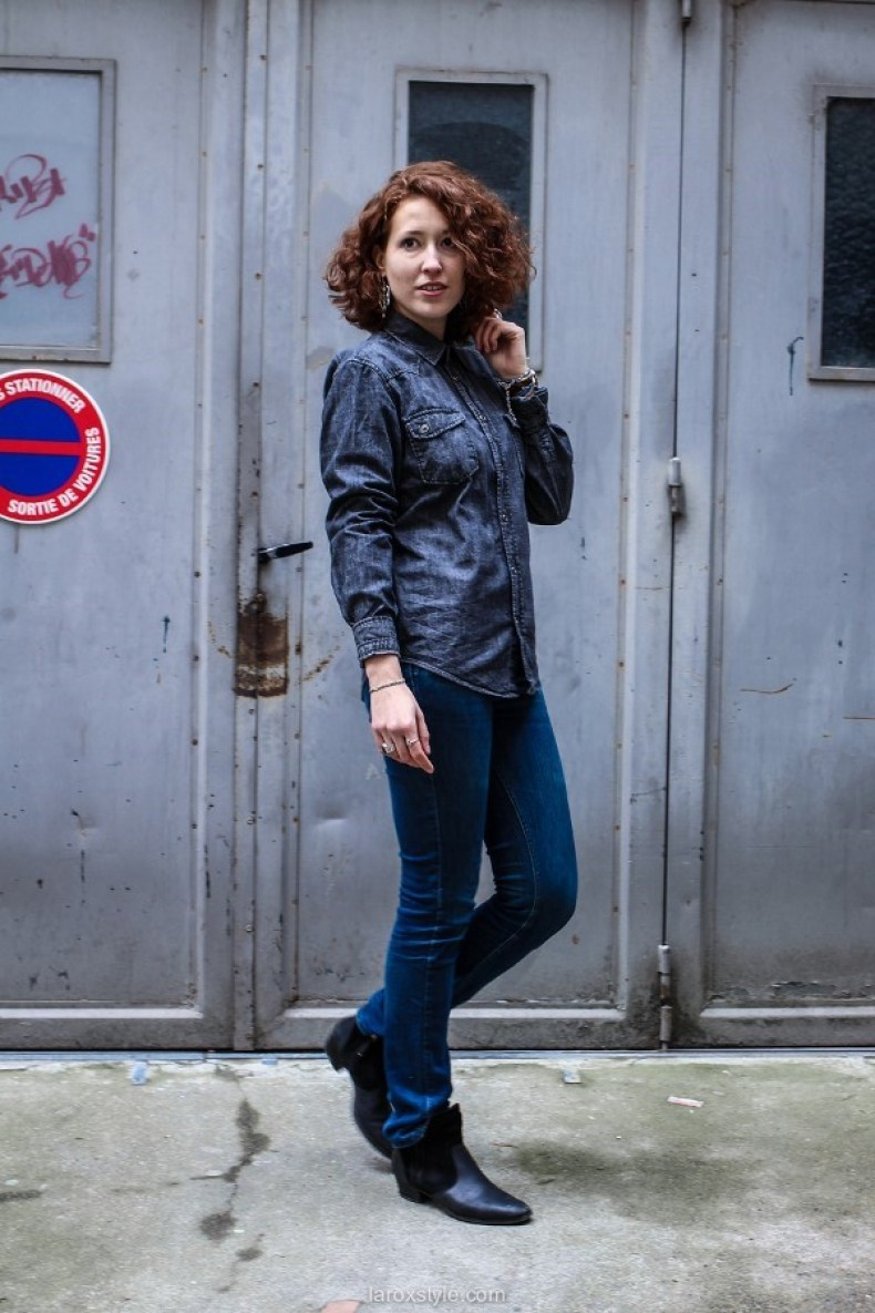 laroxstyle blog mode lyon - Denim look (18 sur 19)