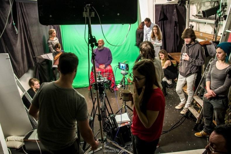 A la rencontre Des Chics Types en tournage de leur premier Clip !- laroxstyle