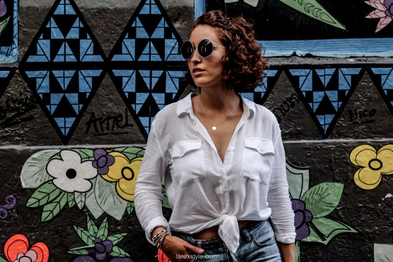look casual chic - laroxstyle - blog mode lyon