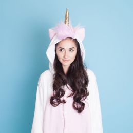 1idees cadeaux noel - femme cocooning - pyjama licorne