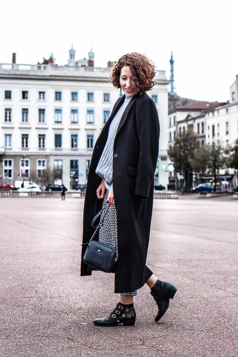 Comment porter le pull Oversize ?