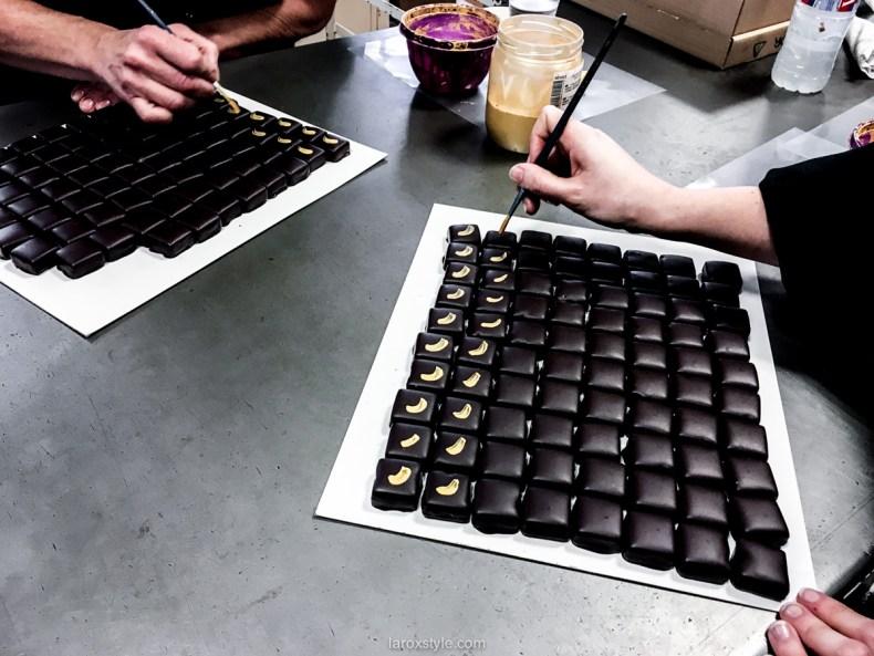 visite atelier chocolat voisin - ateliers chocolat voisin - chocolatier lyon - blog lifestyle lyon-17