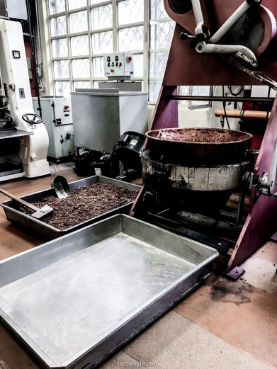 visite atelier chocolat voisin - ateliers chocolat voisin - chocolatier lyon - blog lifestyle lyon-5