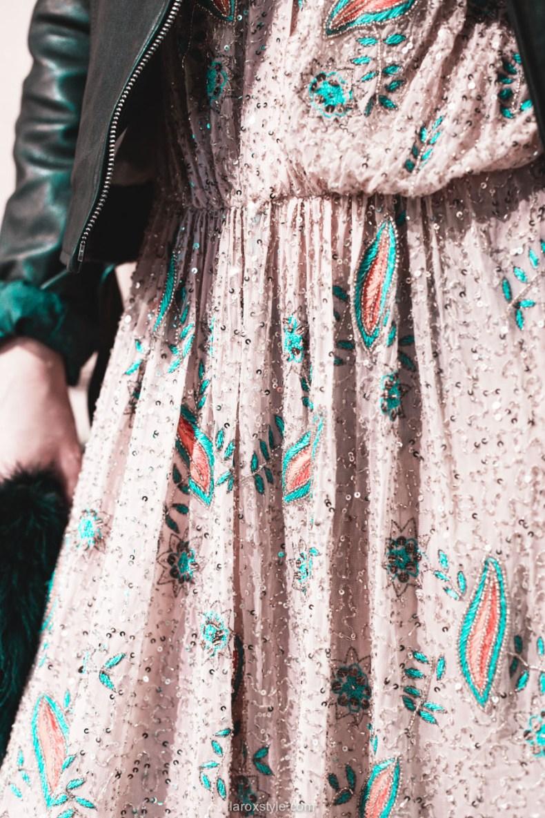 robe antik batik - robe a paillettes - femme forte - princesse - blog mode laroxstyle-13