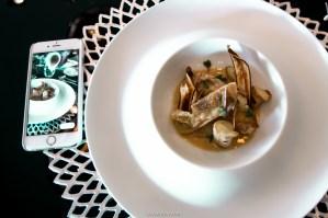 Décuvertes Food lyon - semi gastronomique lyon - L'eclat restaurant Lyon