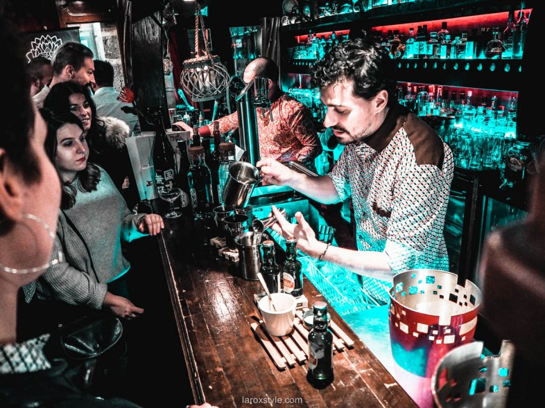 Mumbai café - cocktails lyon