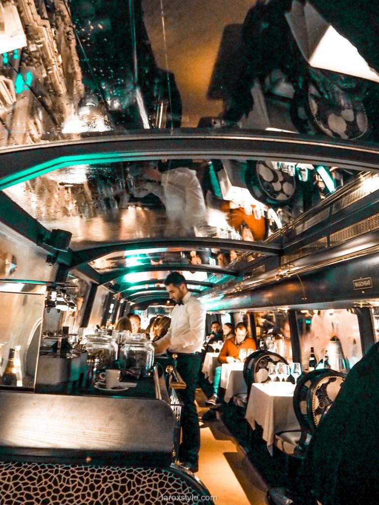 Wagon Bar Lyon - Bus Restaurant