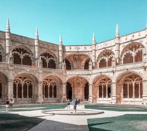 5 lieux a ne pas manquer a Lisbonne - Monastere des Hieronymites - mosteiro dos jeronimos - blog-5