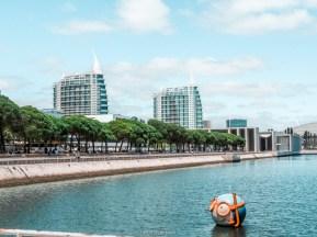 5 lieux a ne pas manquer a Lisbonne - oceanarium de lisbonne - quartier Parc des nations