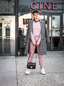 idee look blog total look rose - comment porter le total look rose sans ressembler a barbie