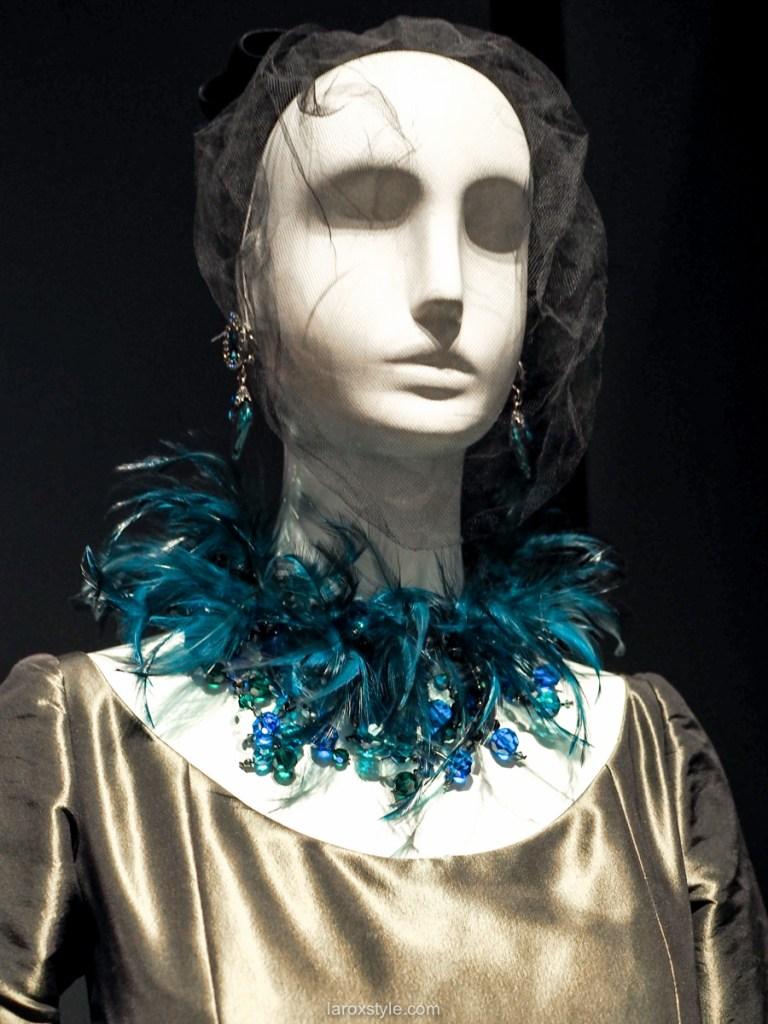 5 raisons d'aller à l'exposition Yves Saint Laurent au Musée des Tissus à Lyon