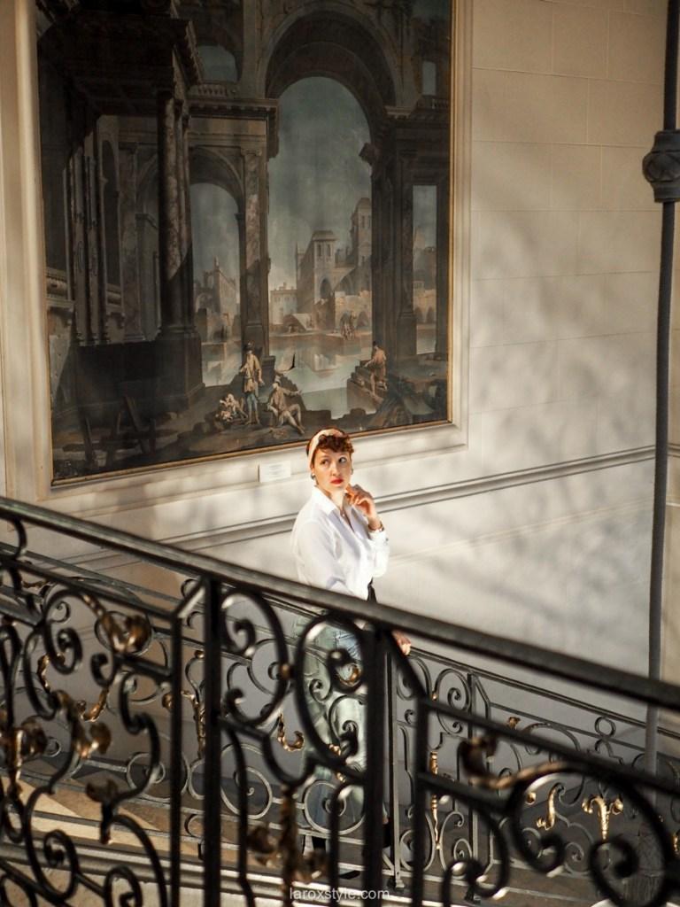 pourquoi aller à l'exposition Yves Saint Laurent au Musée des Tissus à Lyon