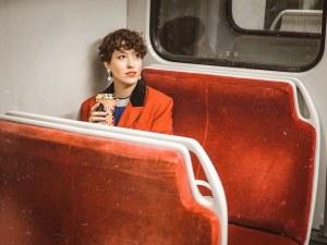 shooting dans le metro - subway photoshoot inspiration