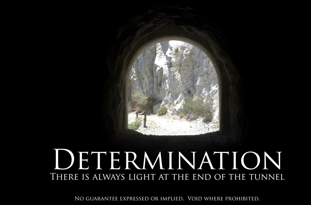 Start a larp 8: Determination and resolve