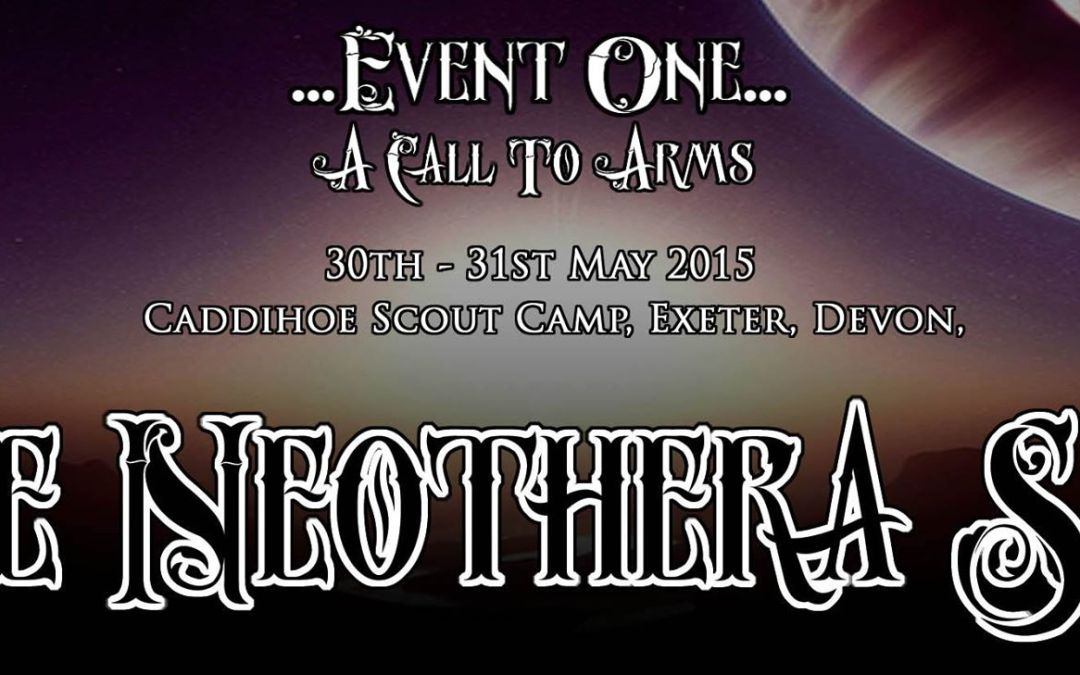 The Neothera Saga: Event One
