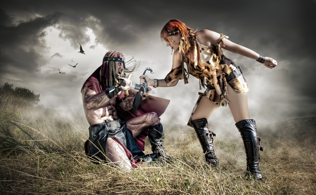LARP Rules Concept – Strength