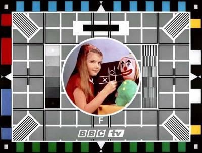 Classic BBC Test Card