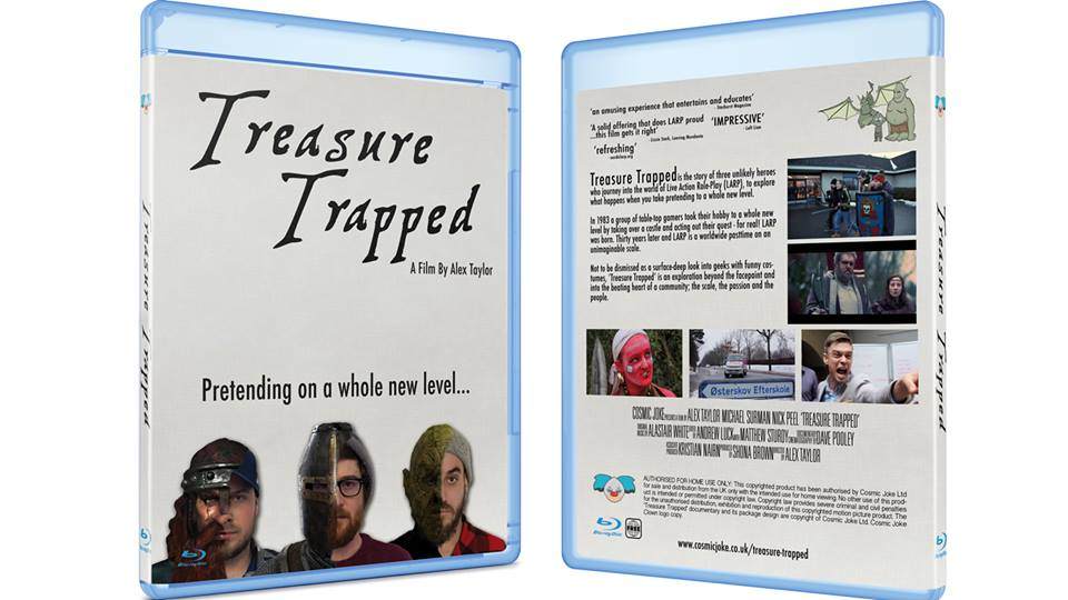 Treasure Trapped is Coming to You