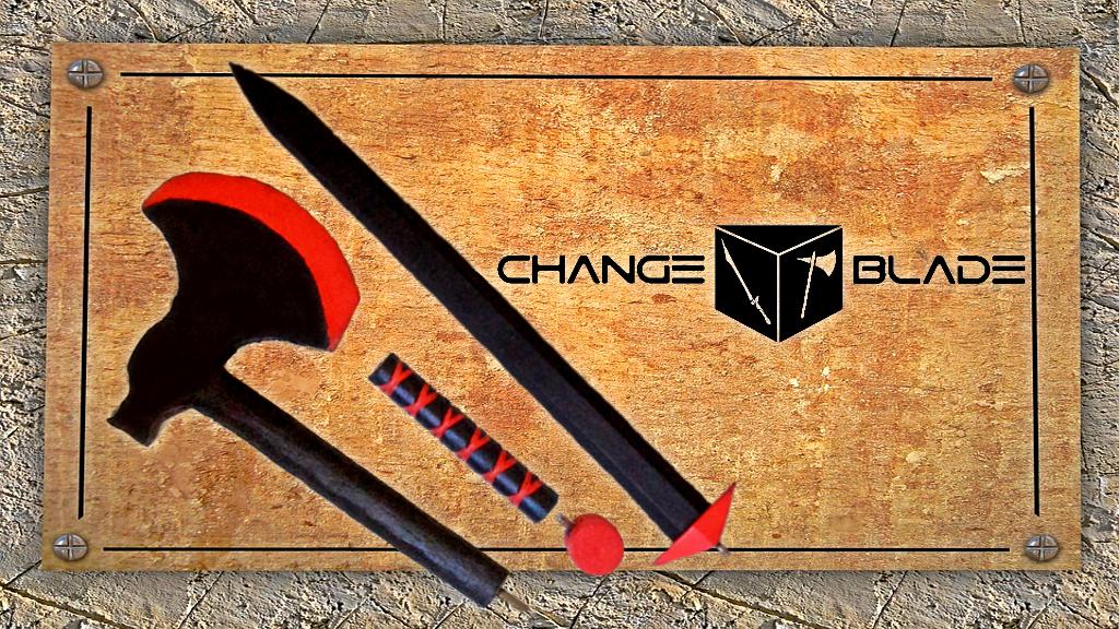 Kickstarter: Change Blade
