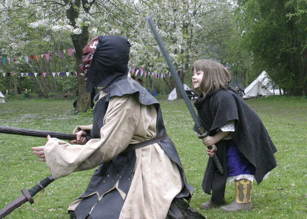 Children's LARPs - Europe