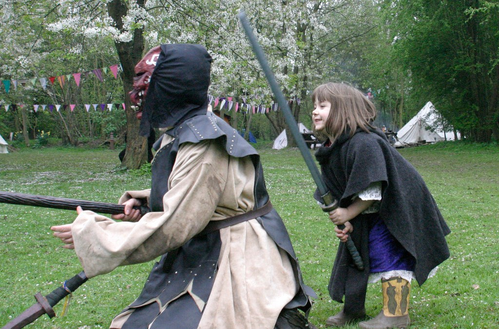 Children's LARPs – Europe