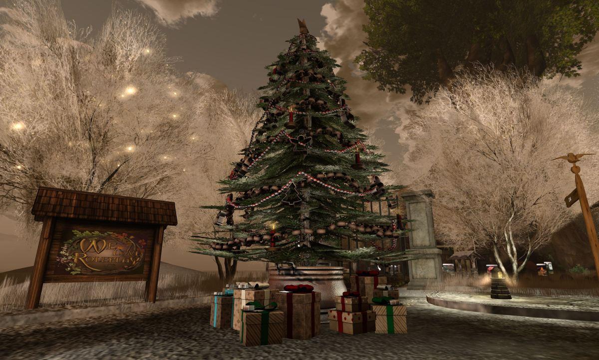 LARPBook Show Episode 59: Merry Christmas