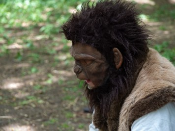 The Ape Shaman
