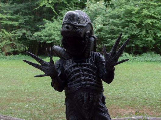 Xenomorph Jazz hands