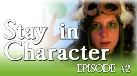Stay In Character ep 2- Character Creation?
