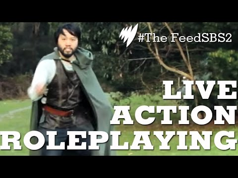 Live Action Role Playing Video