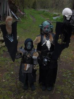 Think you've seen children at LARP before? Think again!