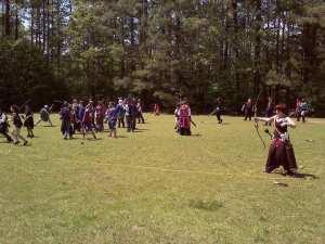 Amtgard – Morrighan's Bluff