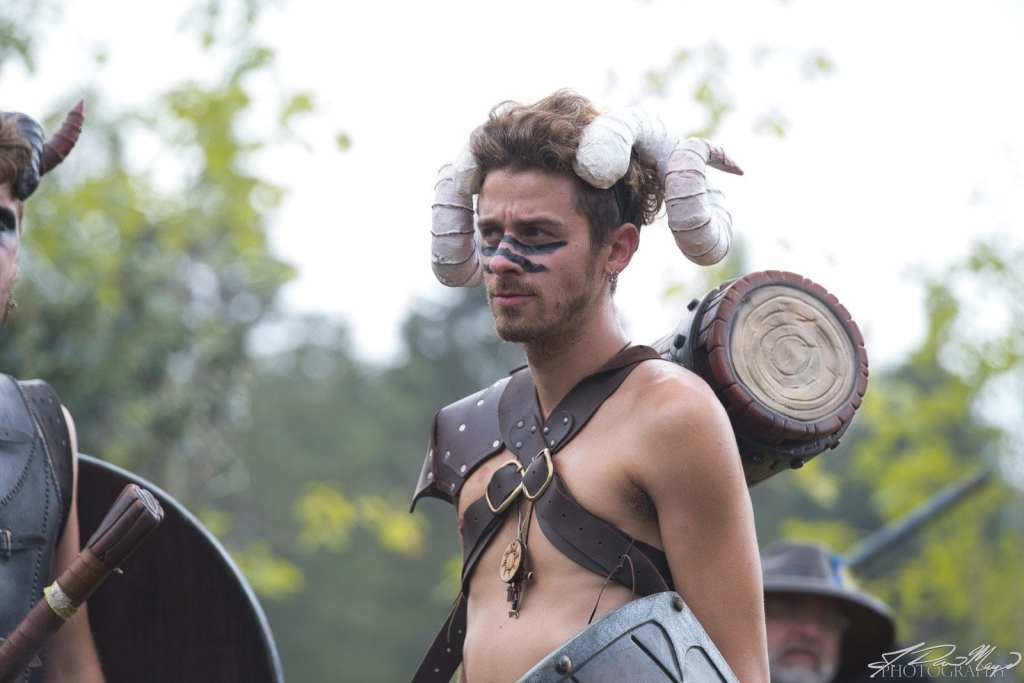 Philoctetes Kapra Prepares for Battle