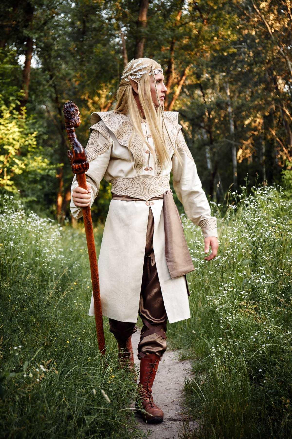 Tolkien Style Elf Kit