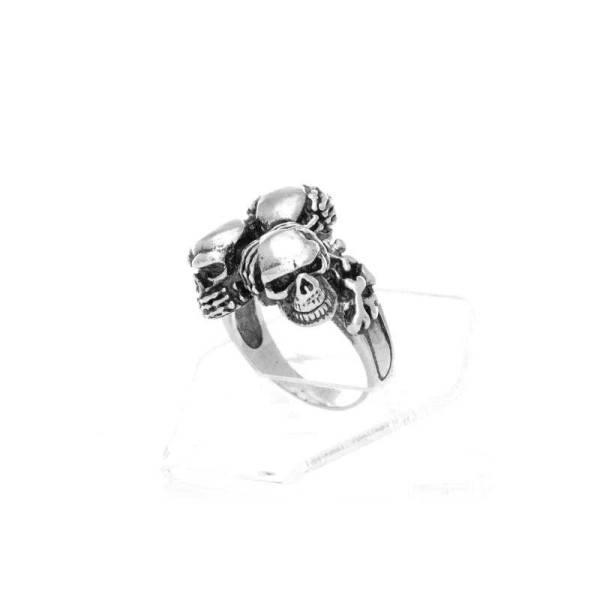 Перстень с тремя черепами