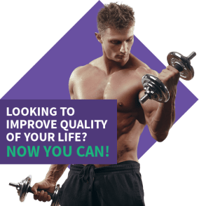 healthy testosterone levels
