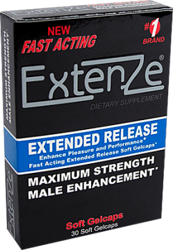 ExtenZe Male Enhancement Formula