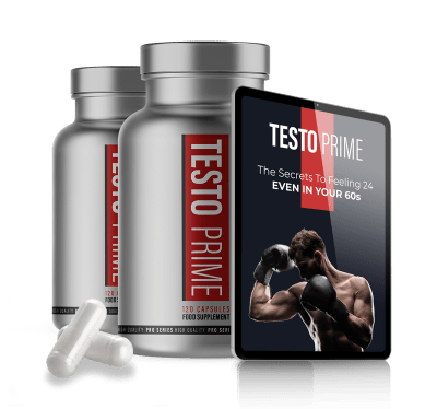 TestoPrime review by Larry Beinhart