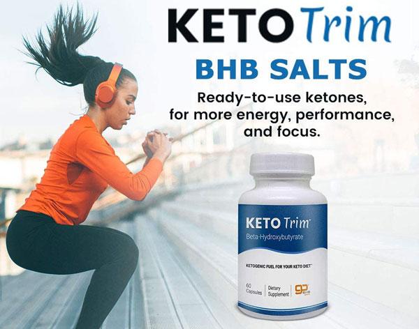 KetoTrim BHB Salts Ready to use ketones