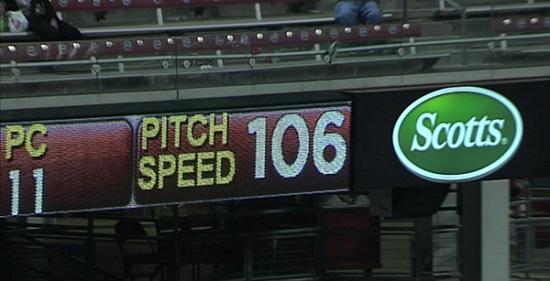 Statistické okénko: Jak důležitá je rychlost nadhozu v MLB?