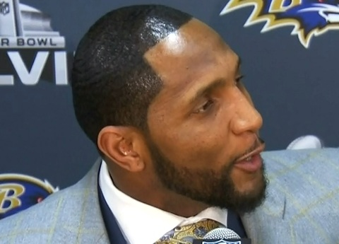 ray lewis hairline