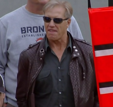 Image result for angry john elway""