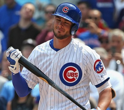 Image result for kris bryant strikeouts