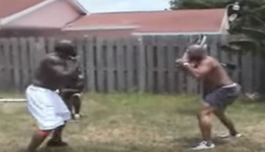 kimbo slice greatest youtube street fights that made him a viral star larry brown sports