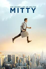 Walter Mitty Movie Poster