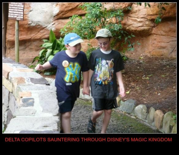 Frontierland in Disney's Magic Kingdom